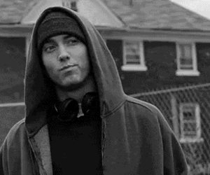 eminem, love, and feelingood image