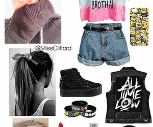 fashion, minions, and outfit image