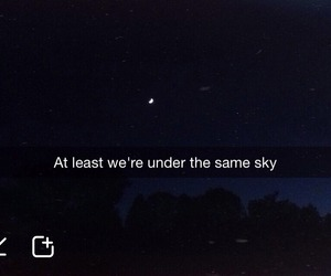 sky, love, and quotes image