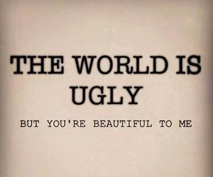 my chemical romance, Lyrics, and the world is ugly image
