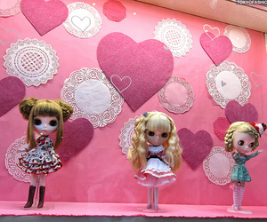 2010, dolls, and pink image