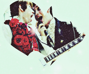 brendon urie, love, and ryan ross image