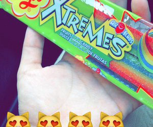 candy, delicious, and xtremes image