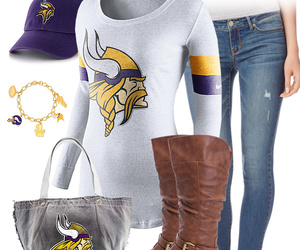 fashion, outfit, and football image