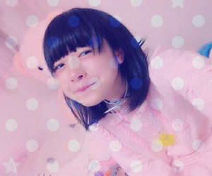 girl, japanese, and pastel image