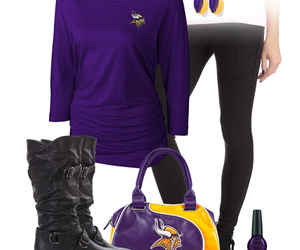 fashion, football, and outfit image