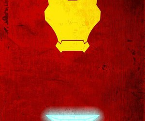 iron man, Marvel, and wallpaper image