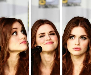 teen wolf, holland roden, and girl image