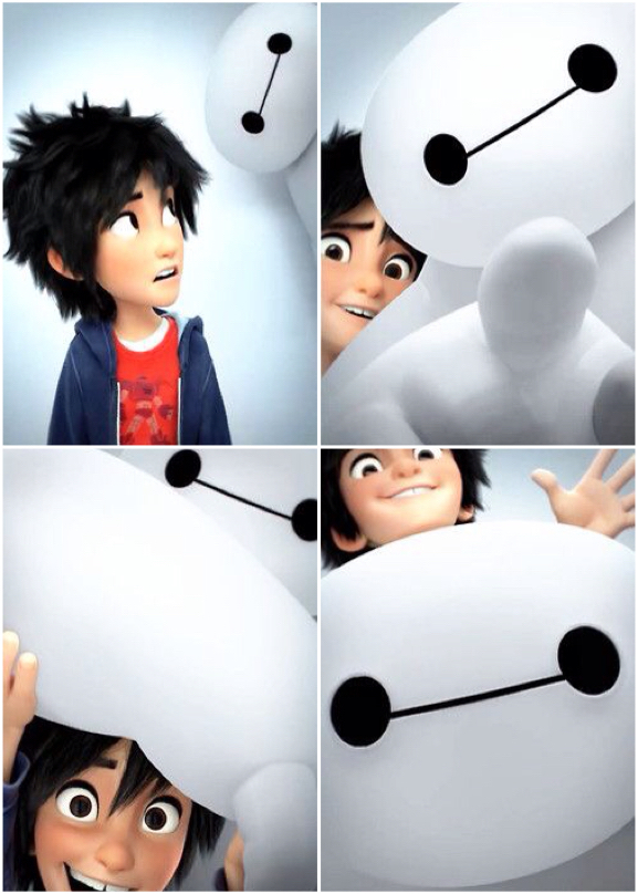 70 Images About Big Hero 6 On We Heart It