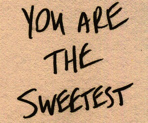 love, sweet, and quotes image