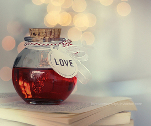 drink, love, and photography image