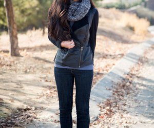 campus, outfit, and winter image