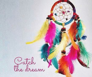 Dream, necklace, and catcher image