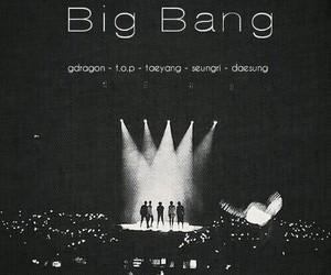 bigbang, gdragon, and daesung image
