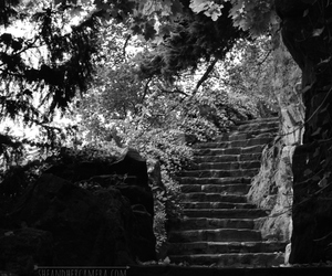 city, luxembourg, and stairs image