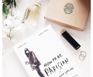 black, book, and parisian image