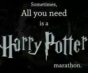 harry potter, Marathon, and harry image