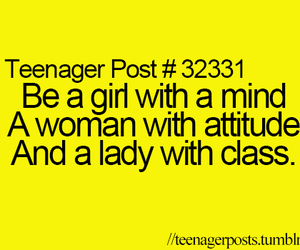 teenager post, girl, and lady image