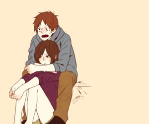 amor, angry, and anime image