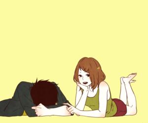 amor, anime, and couples image
