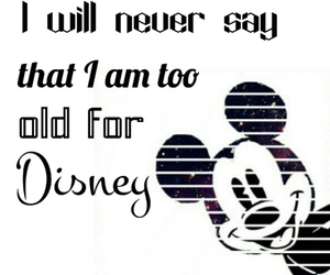 quote, awesome, and disney image