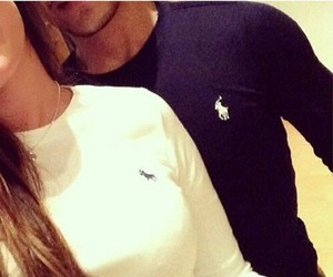 couple, love, and ralph lauren image