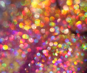 glitter, bokeh, and sparkle image