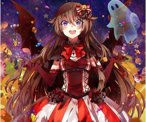 Halloween, anime, and pandora hearts image