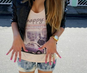 american, clothes, and nail image