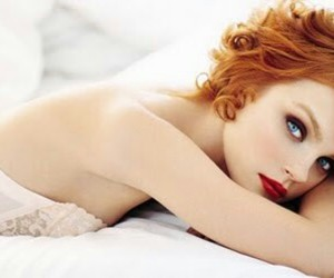 ginger, model, and perfect image
