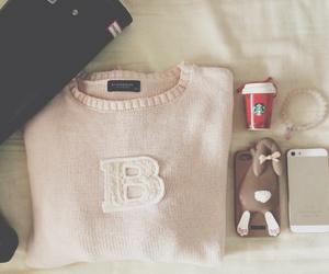 bijoux, brand, and Burberry image