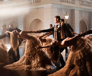 Burberry and dance image