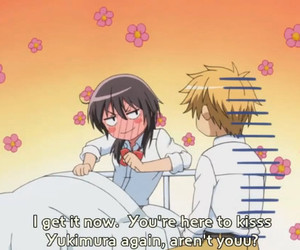 anime, yukimura, and usui image
