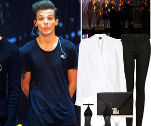 louis tomlinson and one direction preferences image