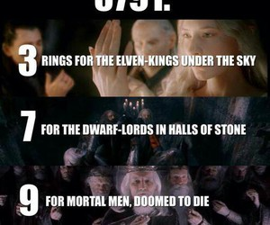 tolkien and LOTR image