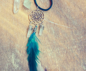 dreamcatcher, gypsy, and hippie image