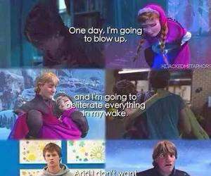 frozen, anna, and the fault in our stars image