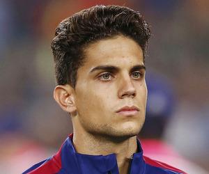 marc bartra, Barcelona, and football image
