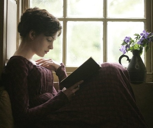 becoming jane, book, and jane austen image