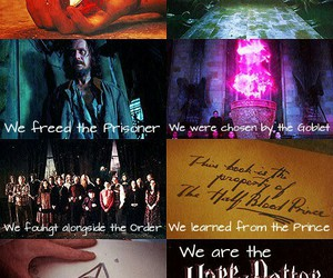 harry potter and generation image