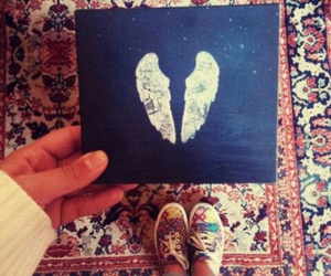coldplay, music, and ghoststories image