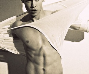 chord overstreet, Hot, and glee image