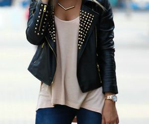 bag, blue, and chic image