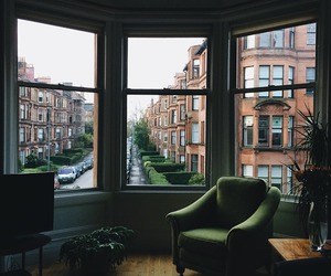 home, city, and room image