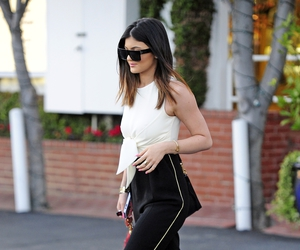 fashion, girl, and kylie jenner image