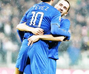 Juventus, leonardo bonucci, and carlos tevez image