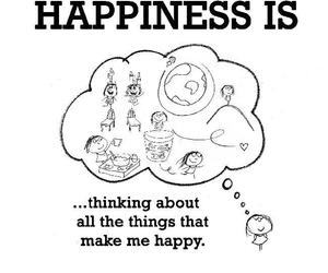 happiness, happy, and happiness is image