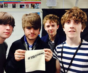 smile, the strypes, and ross farrelly image