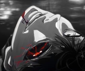 kaneki and anime image