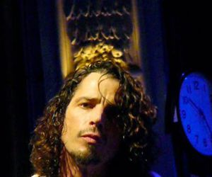 audioslave, chris cornell, and grunge image